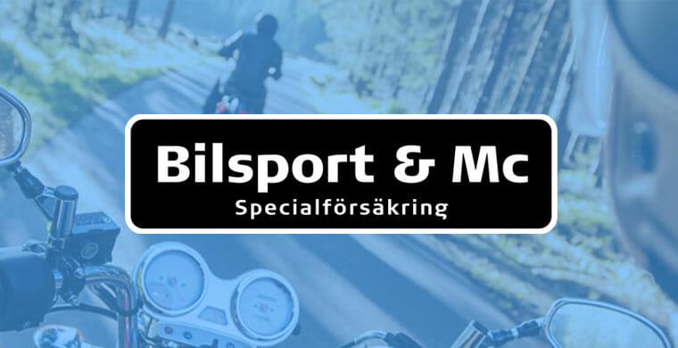 bilsport och mc mc-försäkring omslagsbild