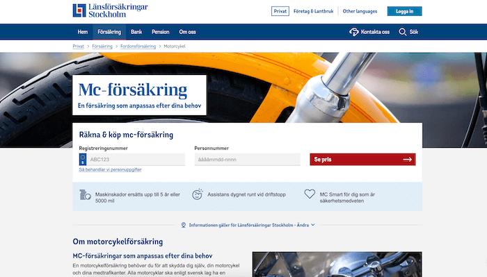 länsförsäkringar båtförsäkring hemsida