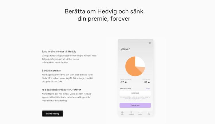 Hedvig-Forever