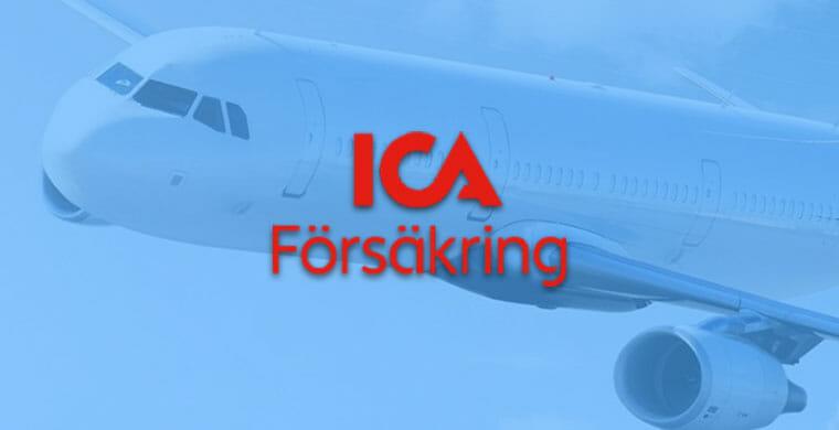 ica reseförsäkring omslagsbild