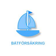 båtförsäkring symbol