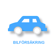 bilförsäkring symbol