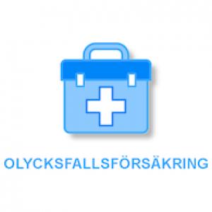 olycksfallsförsäkring symbol