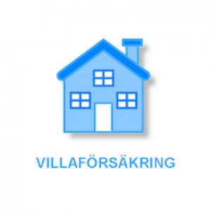 villaförsäkring symbol