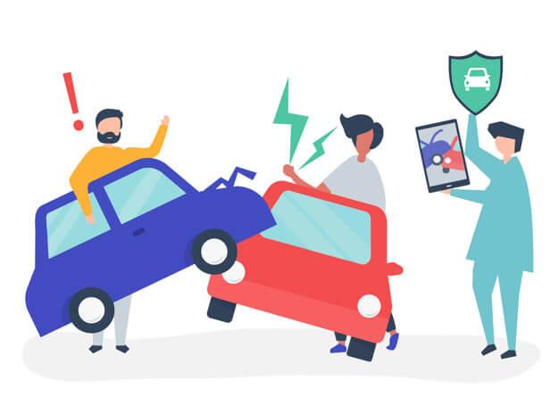 bilolycka försäkring