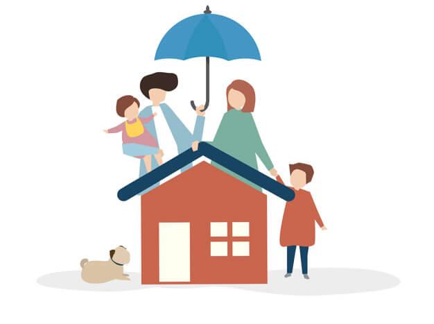hemförsäkring hus